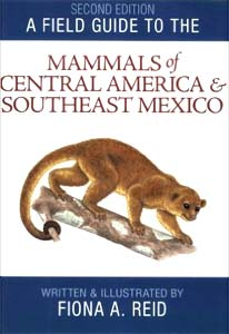 Reid, mammals of Central America